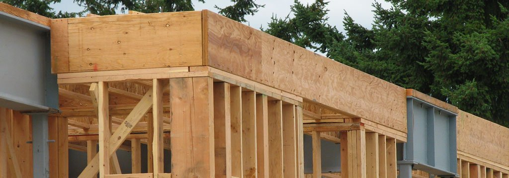 Home Engineered Wood LVL Structural Lumber